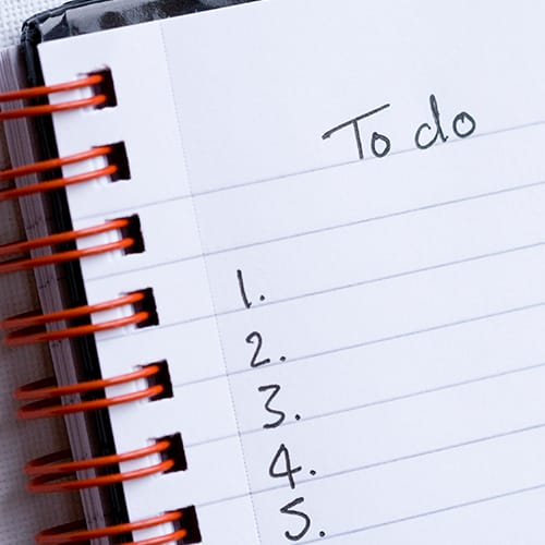 "Five ""To Do's"" and Five ""Taboos"" for Success"