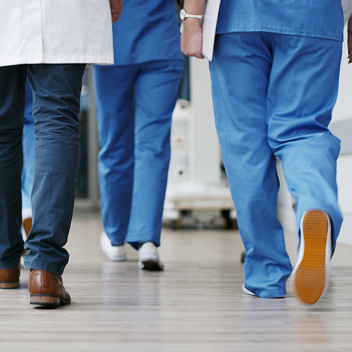 Hospitals and Health Systems: Continued Staffing Concerns, Uncertain Future