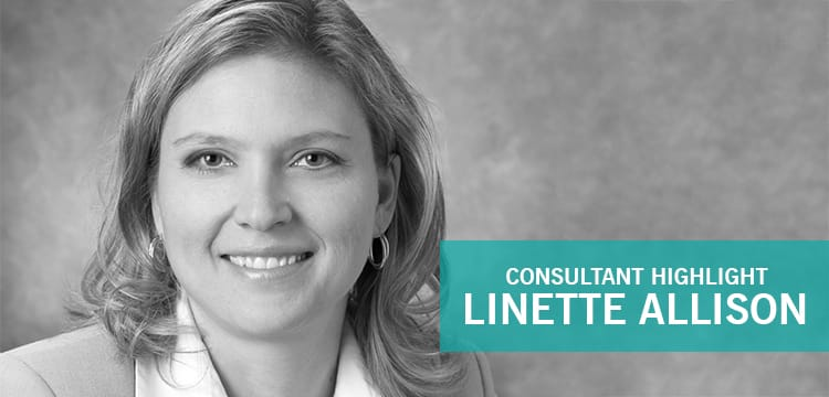 Consultant Highlight: Linette Allison