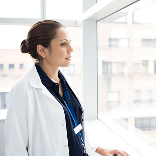 Increased Roles in Physician Leadership