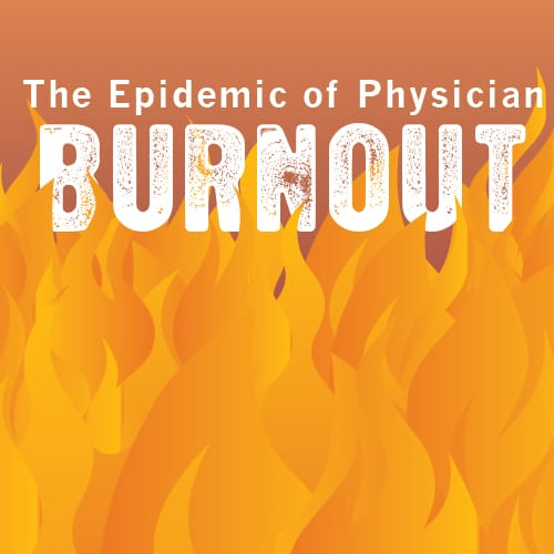 Physician Burnout Infographic